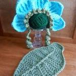  Flower & Leaf Infant Port..